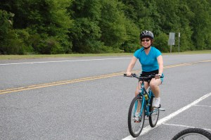 Bike riding after a kidney transplant